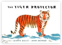 The Tiger Protector Book