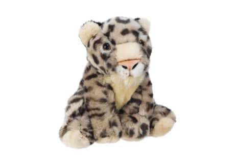 Snow Leopard Cuddly Toy