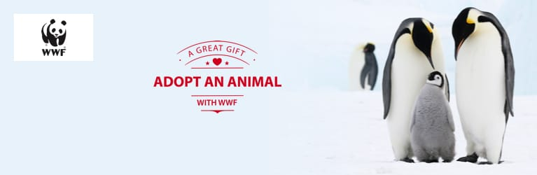 WWF Adopt an Animal