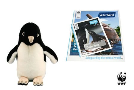 WWF Adopt an Animal Gift